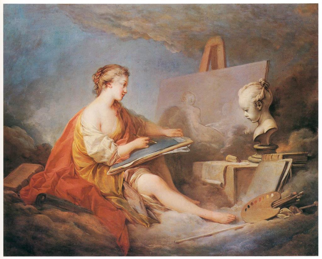 Jean-Honoré Fragonard – THE ARTS: PAINTING [from Fragonard]