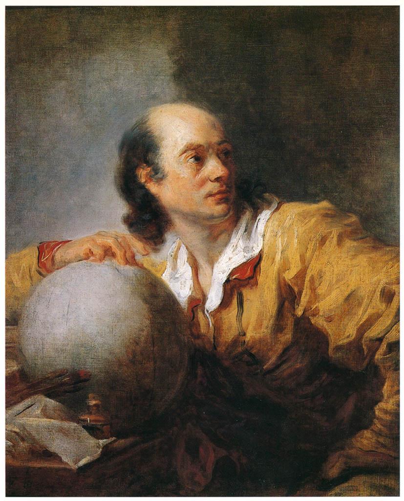 Jean-Honoré Fragonard – PORTRAIT OF A MAN [from Fragonard]