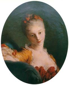 thumbnail Jean-Honoré Fragonard – PORTRAIT OF MARIE-MADELEINE GUIMARD [from Fragonard]