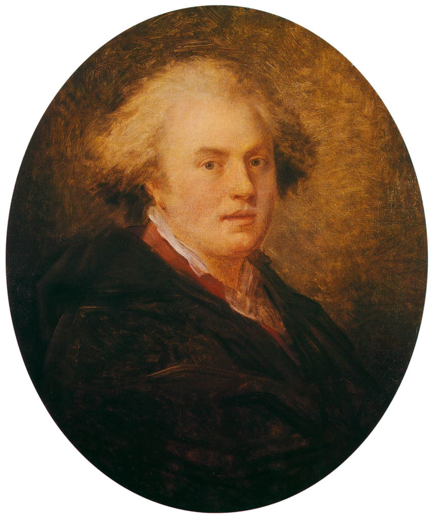 Jean-Honoré Fragonard – SELF-PORTRAIT [from Fragonard]
