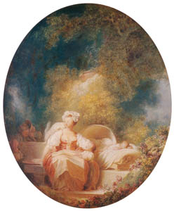 thumbnail Jean-Honoré Fragonard – THE GOOD MOTHER [from Fragonard]