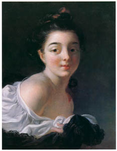 thumbnail Jean-Honoré Fragonard – DARK GIRL [from Fragonard]