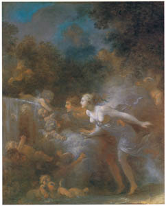 thumbnail Jean-Honoré Fragonard – THE FOUNTAIN OF LOVE [from Fragonard]