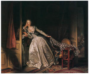 thumbnail Jean-Honoré Fragonard – STOLEN KISS [from Fragonard]
