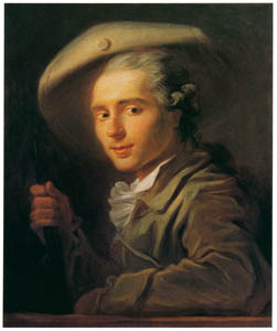 thumbnail Jean-Honoré Fragonard – PORTRAIT OF HONORE-LEOPOLD-GERMAIN MAUBERT [from Fragonard]