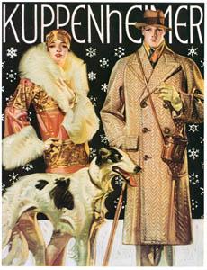 J・C・ライエンデッカー – クッペンハイマーの良い服 (The J. C. Leyendecker Poster Bookより)のサムネイル画像