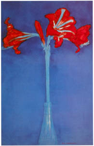thumbnail Piet Mondrian – Amaryllis [from Mondrian: 1872-1944: Structures in Space]