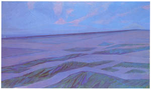 ピート・モンドリアン – 砂丘風景 (ピート・モンドリアン 1872-1944 虚空の楼閣より)のサムネイル画像