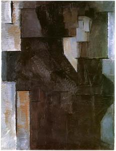 ピート・モンドリアン – 人物習作 (ピート・モンドリアン 1872-1944 虚空の楼閣より)のサムネイル画像