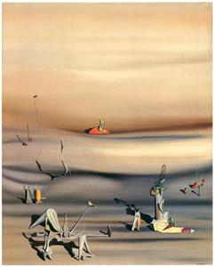 thumbnail Yves Tanguy – Jour de lenteur [from Mizue No.927]