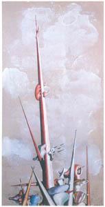 thumbnail Yves Tanguy – Taille de guêpe [from Mizue No.927]