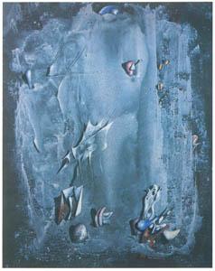 thumbnail Yves Tanguy – Sans titre [from Mizue No.927]