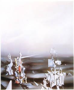thumbnail Yves Tanguy – D'une nuit à l'autre [from Mizue No.927]
