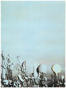 thumbnail Yves Tanguy – Ce matin [from Mizue No.927]