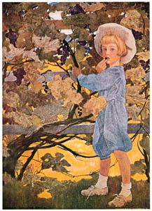 ジェシー・ウィルコックス・スミス – 味見 (ジェシー・ウィルコックス・スミス: アメリカンイラストレーターより)のサムネイル画像