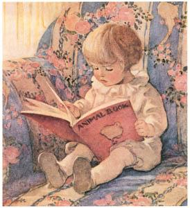 ジェシー・ウィルコックス・スミス – 動物の本 (ジェシー・ウィルコックス・スミス: アメリカンイラストレーターより)のサムネイル画像