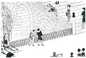 小村雪岱 – お傳地獄 挿絵3 [小村雪岱より]のサムネイル画像