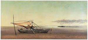 thumbnail Takahashi Yuichi – Suzaki [from Takahashi Yuichi: Pioneer of Modern Western-style Painting]