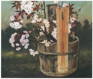 thumbnail Takahashi Yuichi – Cherry Blossoms [from Takahashi Yuichi: Pioneer of Modern Western-style Painting]