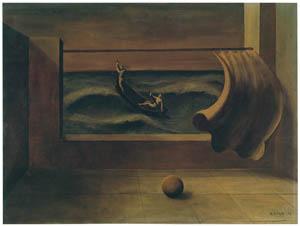エドガー・エンデ – 嵐 [エンデ父子展より]のサムネイル画像