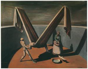 エドガー・エンデ – 取り巻いた壁 [エンデ父子展より]のサムネイル画像
