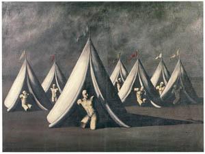 エドガー・エンデ – テント [エンデ父子展より]のサムネイル画像