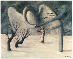 thumbnail Edgar Ende – Der Winter [from EDGAR ENDE & MICHAEL ENDE]