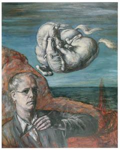 エドガー・エンデ – エドガー・エンデ自画像 [エンデ父子展より]のサムネイル画像