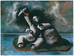 エドガー・エンデ – 深き淵より [エンデ父子展より]のサムネイル画像