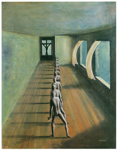 エドガー・エンデ – 窓の十字架 [エンデ父子展より]のサムネイル画像