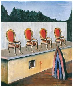エドガー・エンデ – 君主たち [エンデ父子展より]のサムネイル画像