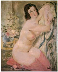 田中保 – 裸婦 [祖国に蘇る幻の巨匠 田中保展より]のサムネイル画像