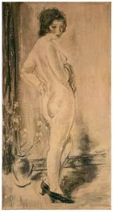 田中保 – 裸婦立像 [祖国に蘇る幻の巨匠 田中保展より]のサムネイル画像