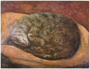 thumbnail Yasushi Tanaka – CAT [from Exhibition Catalog of Yasushi Tanaka 1981]
