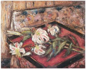 thumbnail Yasushi Tanaka – FLOWER STILL LIFE [from Exhibition Catalog of Yasushi Tanaka 1981]