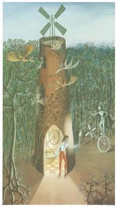 レメディオス・バロ – 私の友人アグスティン・ラソに [レメディオス・バロ展より]のサムネイル画像