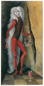 thumbnail Remedios Varo – Elíxir [from Exhibition Catalog of Remedios Varo 1999]