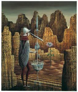 レメディオス・バロ – 突然変異した地質学者の発見 [レメディオス・バロ展より]のサムネイル画像