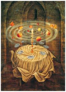 レメディオス・バロ – 蘇生する静物 [レメディオス・バロ展より]のサムネイル画像