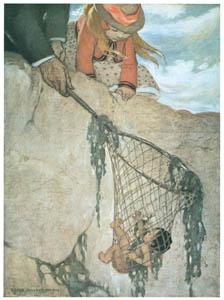 ジェシー・ウィルコックス・スミス – 挿絵6 [水の子どもたちより]のサムネイル画像