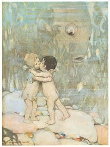 ジェシー・ウィルコックス・スミス – 挿絵8 [水の子どもたちより]のサムネイル画像