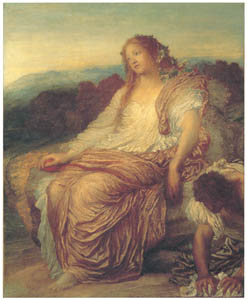 thumbnail George Frederic Watts – Ariadne [from Winthrop Collection of the Fogg Art Museum]
