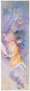 ジュール・シェレ – 遊び:小舟 [ジュール・シェレ展より]のサムネイル画像