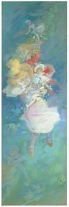 ジュール・シェレ – 遊び:人形 [ジュール・シェレ展より]のサムネイル画像