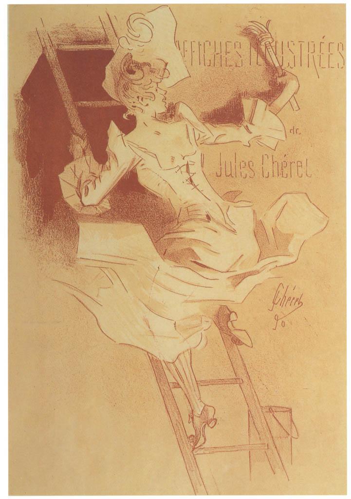 Jules Chéret – Affiches Illustrées de Jules Chéret [from Jules Chéret]