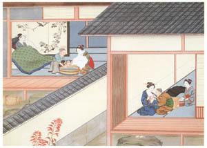 thumbnail Kawahara Keiga – Bellyband, Birth [from Catalogue of the Exhibition of Keiga Kawahara]