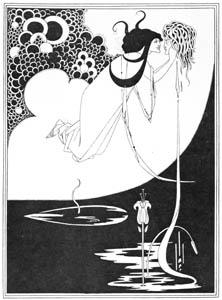 オーブリー・ビアズリー – クライマックス [ピアズリー展より]のサムネイル画像