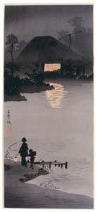 thumbnail Takahashi Shōtei – Senzoku Pond [from Shotei (Hiroaki) Takahashi: His Life and Works]