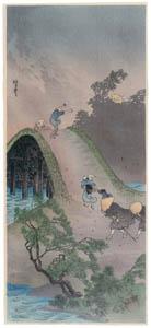 thumbnail Takahashi Shōtei – Arai [from Shotei (Hiroaki) Takahashi: His Life and Works]