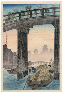 thumbnail Takahashi Shōtei – Nihon Bridge [from Shotei (Hiroaki) Takahashi: His Life and Works]